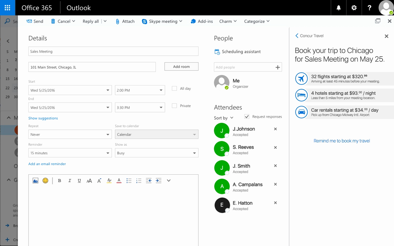 Beeline Timesheet then Microsoft Fice 365 Adds Support for Concur's Travel