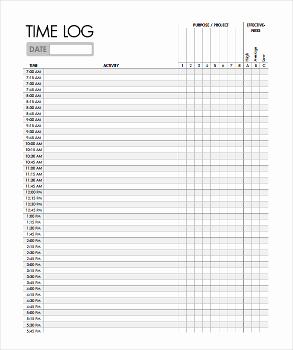 Cognizant Timesheet Of Download and Personalize A Professional Time Log Template