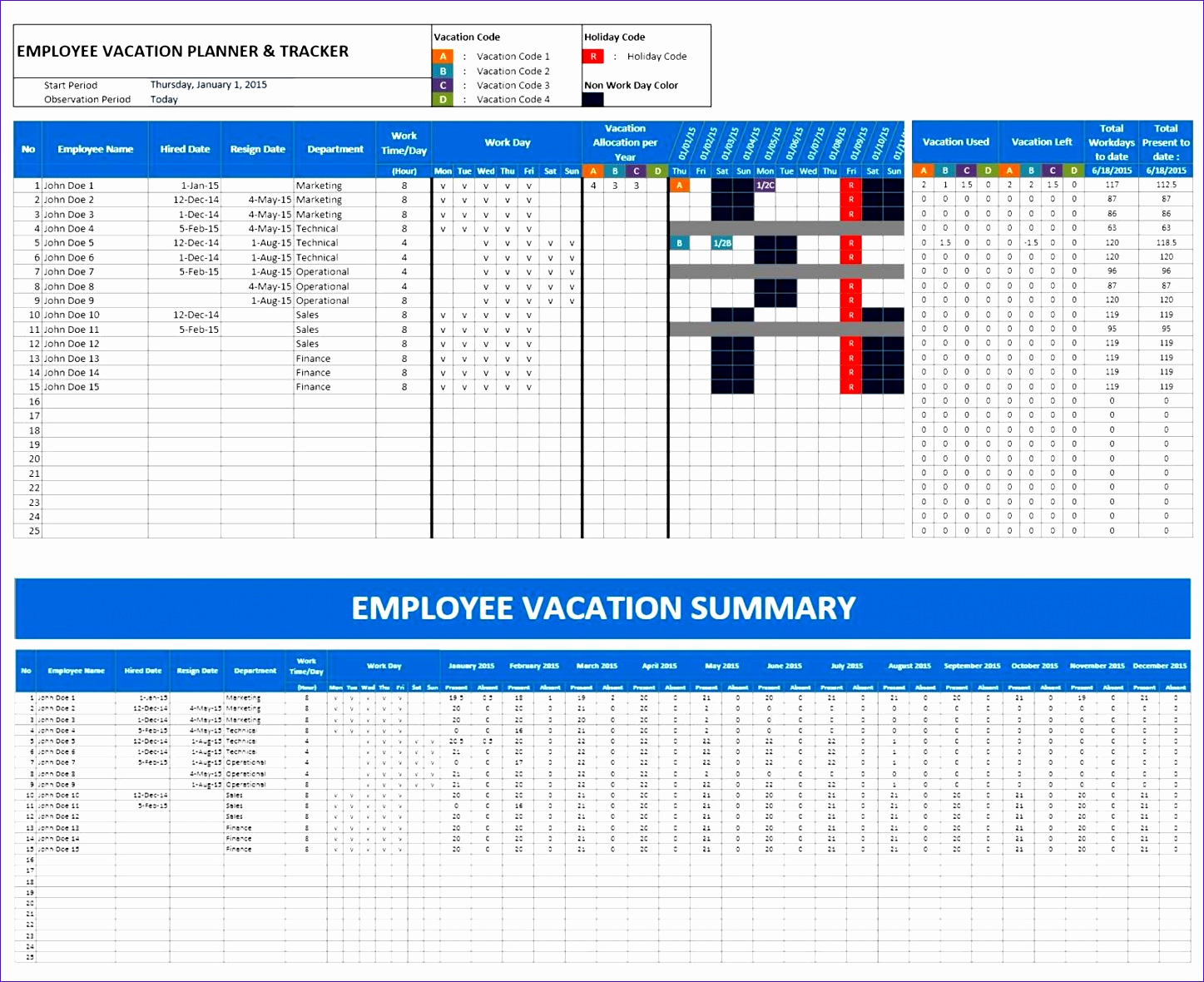 Excel Timesheet Template with formulas or 6 Free Excel Timesheet Template with formulas