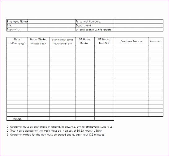 Excel Timesheet Template with formulas then 6 Excel Timesheet Template with Overtime Exceltemplates