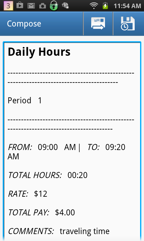 Timesheet for Work Hours Of Amazon Calculate Work Hours Timesheet Appstore for