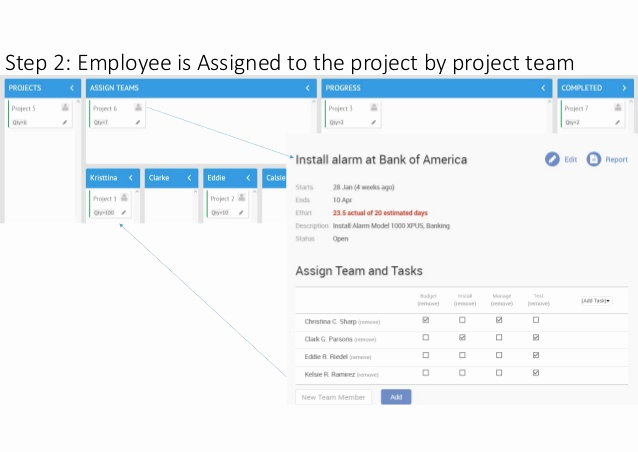 Timesheet Management and Project Erp with Timesheet Management