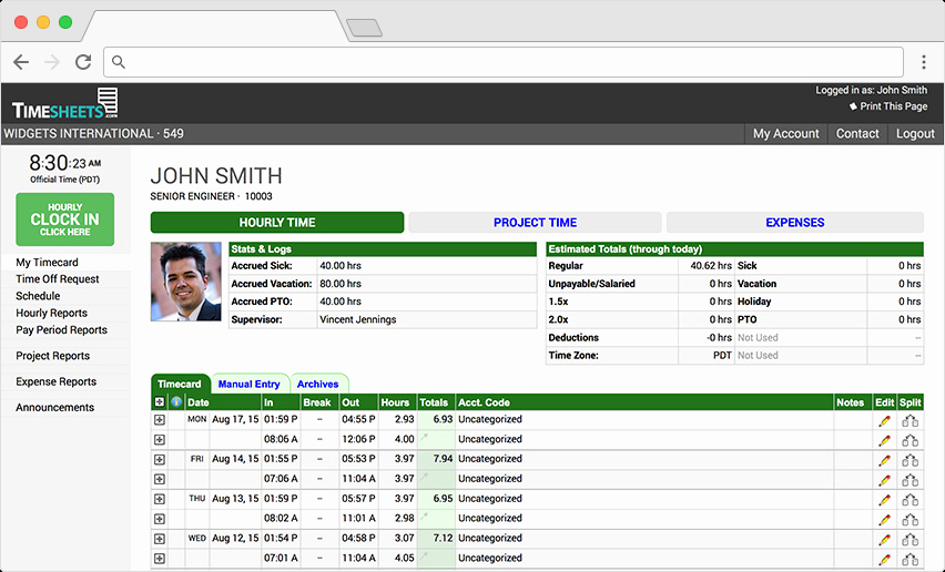 Timesheet System and Employee Timesheet Apps Check Out 5 Of the Best Options