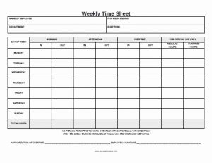 Clock In Clock Out Timesheet then Weekly Time Sheet form Free Printable Myfreeprintable