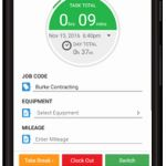 Timesheet App for android and iPhone and Time Tracking software Simplified