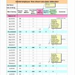 Timesheet Conversion Calculator then Sample Timesheet Calculator 19 Free Documents Download