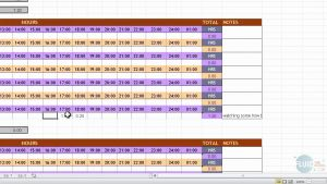 Weekly Project Timesheet and How to Use the Timesheet Template to Record Your Work and