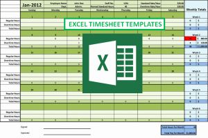Weekly Project Timesheet for How Excel Timesheet Simplifies Employee Hour Tracking Tasks