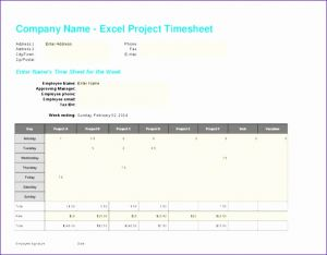 Weekly Project Timesheet then 6 Hourly Timesheet Template Excel Exceltemplates