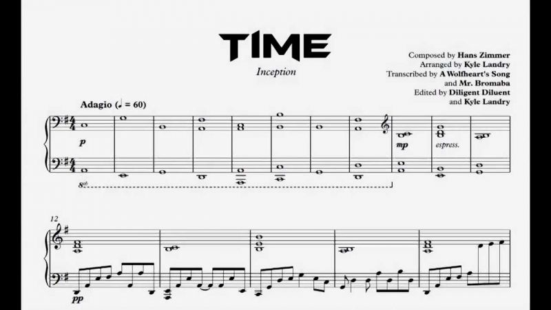 Closing Time Sheet Music Free