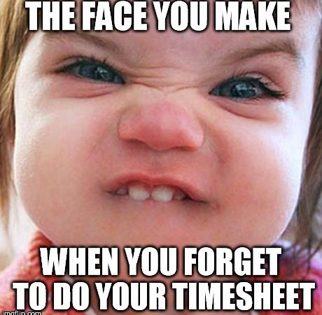 How Do You Write Minutes On A Timesheet