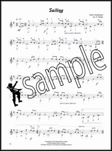 A Time for Us Classical Guitar Sheet Music then All Time Guitar Hits Pop songs for Classical Guitar Sheet