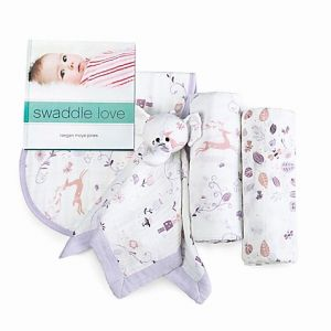 Aden and Anais once Upon A Time Crib Sheet or Aden Anais Ce Upon A Time organic Cotton New