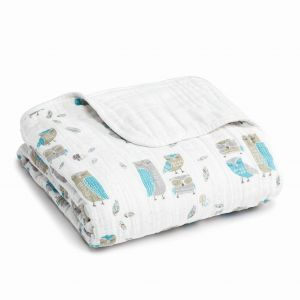 Aden and Anais once Upon A Time Crib Sheet or organic Dream Blanket Aden Anais Peppyparents