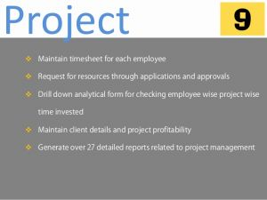 Cvs Timesheet Of 9 Modules that Will Smoothen Hr Processes