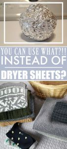 How Many Times Can You Use A Dryer Sheet Of You Can Use What Instead Of Dryer Sheets