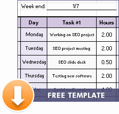 How to Set Up A Timesheet In Numbers Of Weekly Timesheet Template Free Excel Timesheets