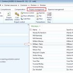 How to Set Up A Timesheet In Numbers then Dynamics Ax 2012 Timesheet Configuration