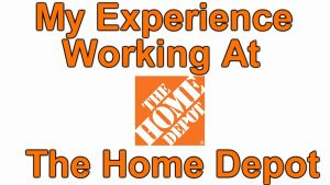 My Timesheet Home Depot and My Experience Working at the Home Depot My Second Job