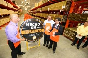 My Timesheet Home Depot Of the Home Depot Marks 15 Years In Puerto Rico with New