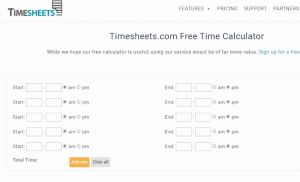 Timesheets Com App for 15 Best Free Timesheet Calculator tools In 2020