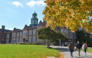 Towson University Timesheet for Admissions & Aid