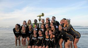 Towson University Timesheet for towson Cheerleading Wins Its Second National Championship