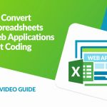 Convert Timesheet to Web Application or Convert Excel Spreadsheets Into Web Database Applications