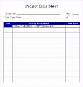 Farm Accounting Timesheet Free for Free Project Timesheet Template Excel – Tangseshihtzu