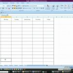 How to Share An Excel Timesheet and Time Management with Excel