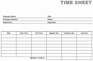 Insurance Timesheet Template then Free Time Card Template Printable Blank Pdf Time Card Time Sheets