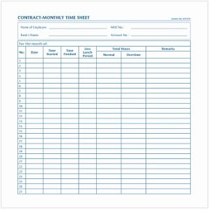 Printable Weekly Employee Timesheet and Weekly Employee Timesheet format A4