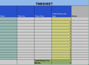 Proposal Tracking Timesheet for 22 Time Tracking Sheet Templates Best Fice Files