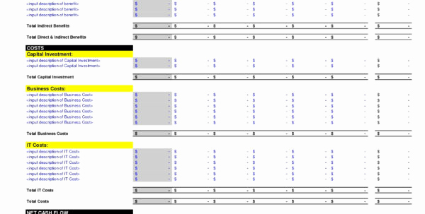 Real Estate Investment Timesheet Template