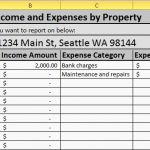 Rental Property Expenses Timesheet or Tax Time is Ing – Here is A Spreadsheet to Help You Track Your Rental Expenses