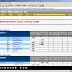 Electronic Time Sheet Of Field Link Highlights