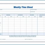Generic Timesheet Template then Free 4 Samples Of Weekly Employee Timesheet Template