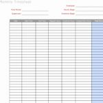 Simple Monthly Timesheet for 6 Free Timesheet Templates You Really Need