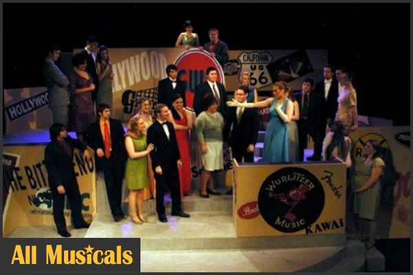 Our Time Merrily We Roll Along Sheet Music