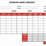 Finance Tracker Timesheet then How to Make A Timesheet In Excel