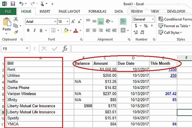 How to Create A Budget Timesheet In Excel