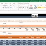 Timesheet Accuracy Statement and Cash Flow Statement Template Free Accounting Template