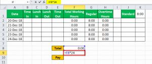 Compare 2 Excel Timesheets and Timesheet In Excel