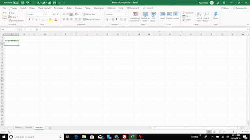 Compare 2 Excel Timesheets