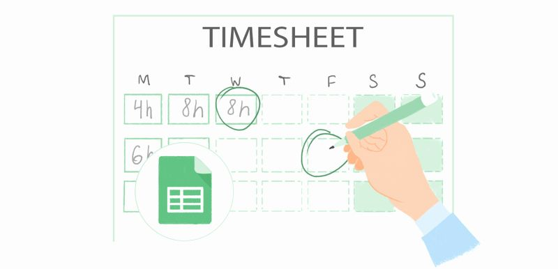 Product Comparison Timesheet