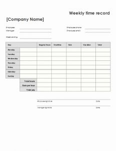 Whats A Timesheet 2 Of 2 Week Timesheet Template Database